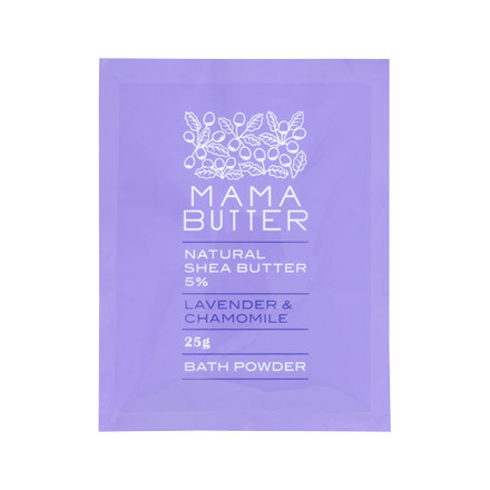 Bath Powder Lavender & Chamomile / MAMA BUTTER