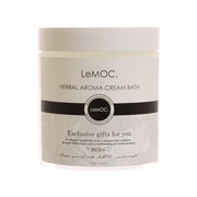 Herbal Aroma Cream Bath  / LeMOC.