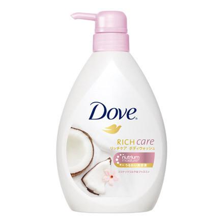 Dove Body Wash Coconut Milk Jasmine Cosme