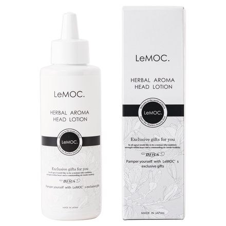 Herbal Aroma Head Lotion / LeMOC.