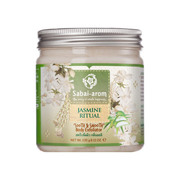 jasmine ritual sooth & smooth body exfoliator / Sabai-arom