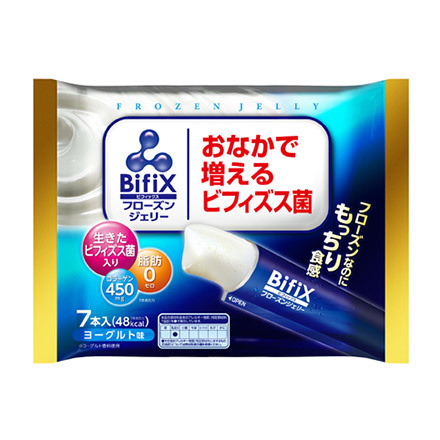 BifiX Frozen Jelly / Glico