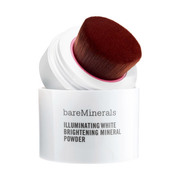 Illuminating White Mineral Powder