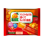 Fruit Juice Frozen Jelly / Glico