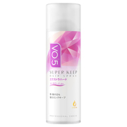 Super Keep Hair Spray Extra Hard Pearl Rose Scented