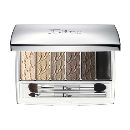 BACKSTAGE PROS EYE REVIVER ILLUMINATING NEUTRALS EYE PALETTE / DIOR