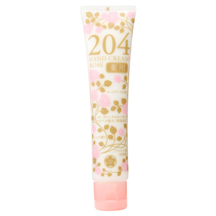 204 Rose Hand Cream / Of Cosmetics