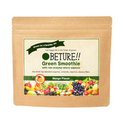 Green Smoothie with Enzyme Micro-capsules / BETURE
