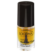 Natural Nail Color Top Coat / Logona