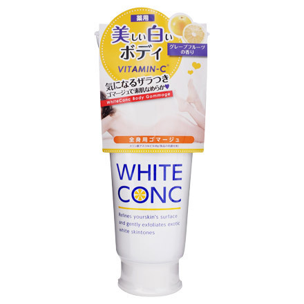 Body Gommage with VITAMIN C II / WHITE CONC