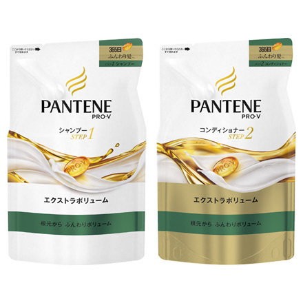 Extra Volume Shampoo/Conditioner / PANTENE