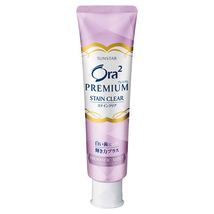 Premium Stain Clear Paste Aromatic Mint / Ora2