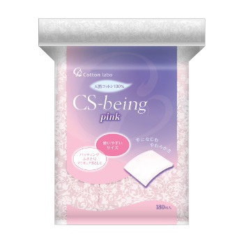 CS-being pink / Cotton Labo