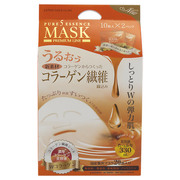 Pure 5 Double Collagen Mask / JAPAN GALS