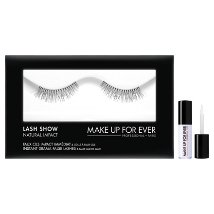 Lash Show Natural / MAKE UP FOR EVER