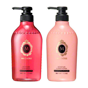 Moisture Shampoo/Conditioner EX / MACHERIE