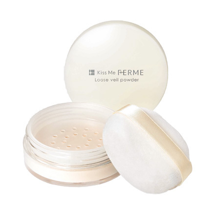 Loose Veil Powder / Kiss Me FERME
