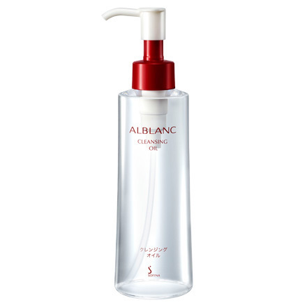 Cleansing Oil / SOFINA ALBLANC