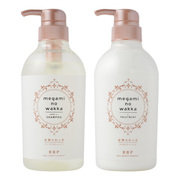 Megami-no-wakka Candy Bouquet Scent Shampoo & Treatment / RBP