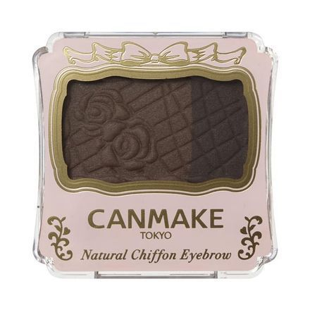 Natural Chiffon Eyebrow / CANMAKE