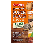 Gu-pita Super Food Biscuit / Naris Up Cosmetics