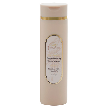 Anti-Aging Deep Cleansing Face Cleanser / SABON