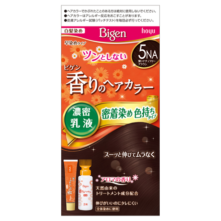 Fragrant Hair Color Milky / Bigen
