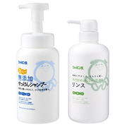 Additive free soap shampoo/conditioner / Shabondama Soap
