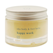 uka Body & Foot Balm Happy Walk