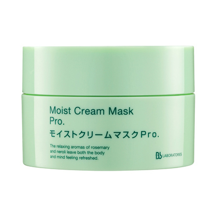 Moist Cream Mask Pro. / Pro. Series
