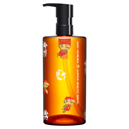 ultime8∞ sublime beauty cleansing oil / shu uemura