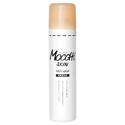 Mocchi SKIN Absorbing Foam Face Wash