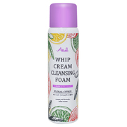 Aliali Whip Cream Cleansing Foam Floral Citrus / JAPAN GALS