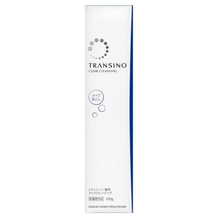 Medicated Clear Cleansing / TRANSINO