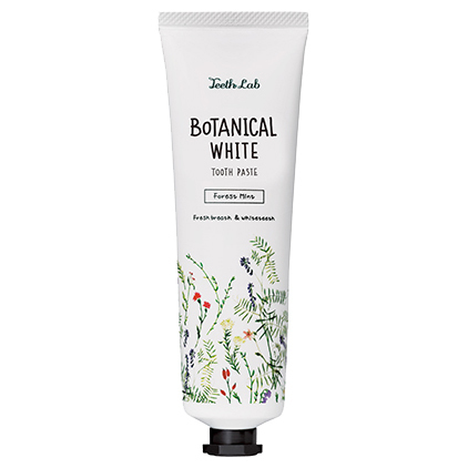 BOTANICAL WHITE TOOTH PASTE / TeethLab