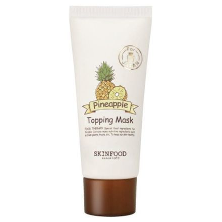 Pineapple Topping Mask / SKINFOOD