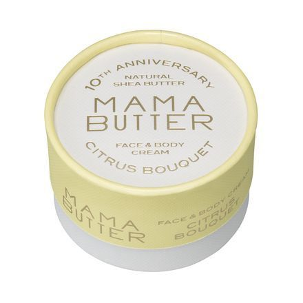 Face & Body Cream Citrus Bouquet / MAMA BUTTER