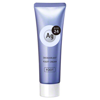 Deodorant Foot Cream / Ag DEO24