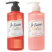 Rinse Shampoo/Treatment (Soft & Moist) / Je l'aime