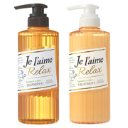Relax Shampoo/Treatment (Bounce & Airy) / Je l'aime