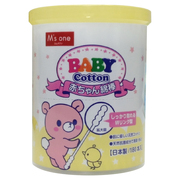 Antibacterial Cotton Buds (for Babies) / M's one