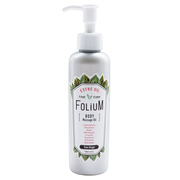 FOLIUM Bodyesthe Massage Oil / LOVE&PEACE PARFUM