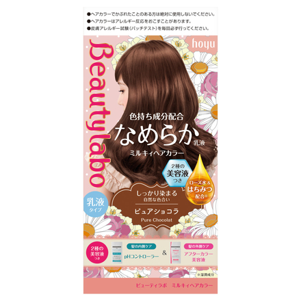 Milky Hair Color (Emulsion Type) / Beautylabo