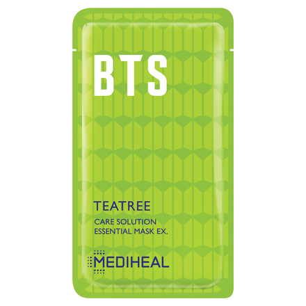 Tea Tree Care Solutions Ampoule Mask JEX   / MEDIHEAL