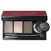 SATIN & CAVIAR SHADOW & LONG-WEAR GEL EYELINER PALETTE