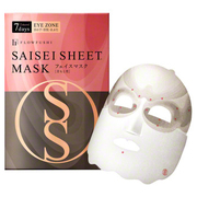 SAISEI SHEET MASK (7days 2sheets) EYE ZONE / FLOWFUSHI
