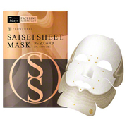 SAISEI SHEET MASK (7days 2sheets) FACELINE / FLOWFUSHI