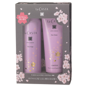 JAPAN AROMA Hair Care Set Yozakura / La CASTA
