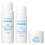 Medicated Skincare Set (Very Moisturizing) / IHADA