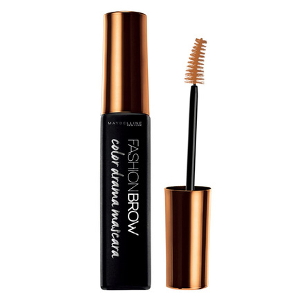 FASHION BROW COLOR DRAMA MASCARA / MAYBELLINE NEW YORK